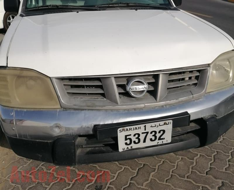 Nissan pick up 2008 for sale