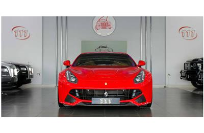 F12 Berlinetta / 6.3 Liter V-12 / GCC Specifications /...