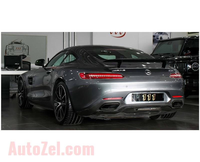 Mercedes-Benz AMG GT S / 4.0 Liter - Twin Turbo V8