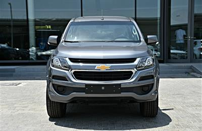CHEVROLET TRAILBLAZER LT MODEL 2019 - GREY - 0 KM - V6 -...