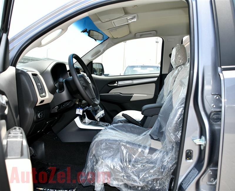 CHEVROLET TRAILBLAZER LT MODEL 2019 - GREY - 0 KM - V6 - GCC