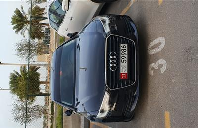 Audi A6 GCC Full option 2014 service history available...