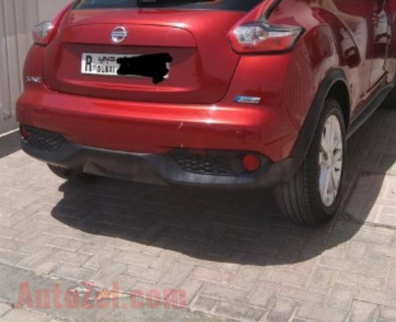 Nissan Juke 2015 low KM