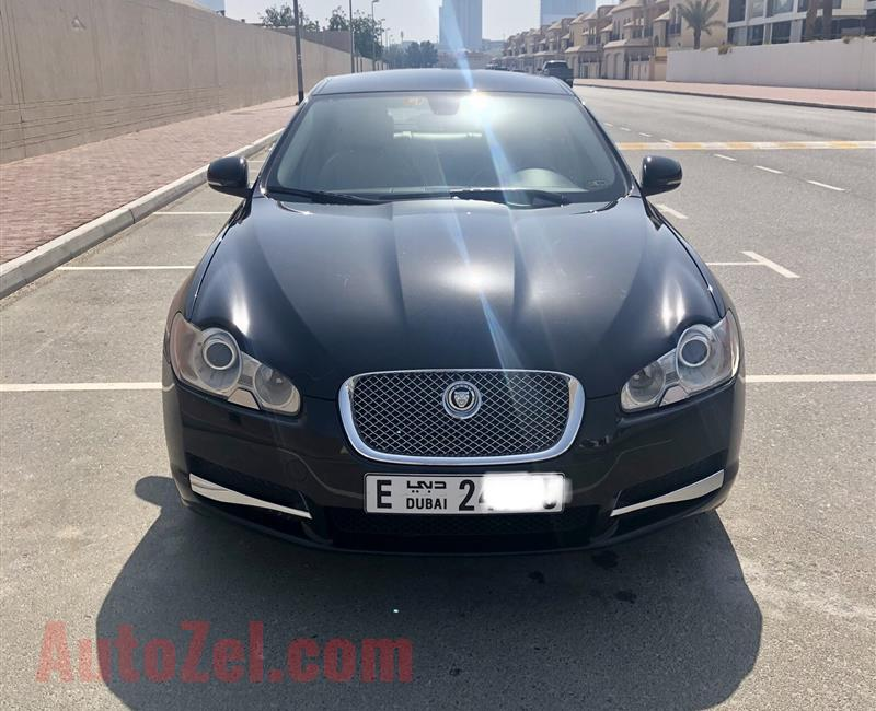 Luxury Edition /Full Options /  Full Service History In Jaguar Dubai Agency