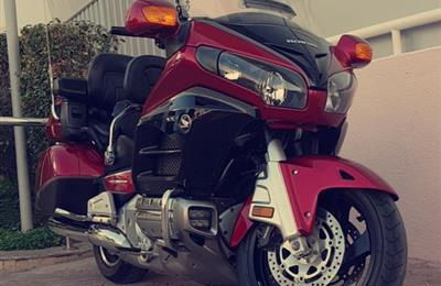 Goldwing 1800 2012 edition