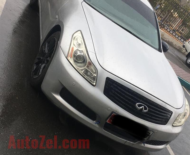 Infiniti g35 2008 perfect condition less used