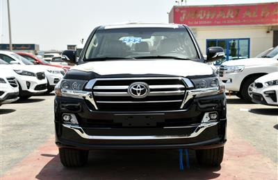 BRAND NEW TOYOTA LAND CRUISER GXR, V8- 2019- BLACK- ZERO...