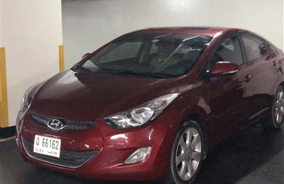 Elantra Full option