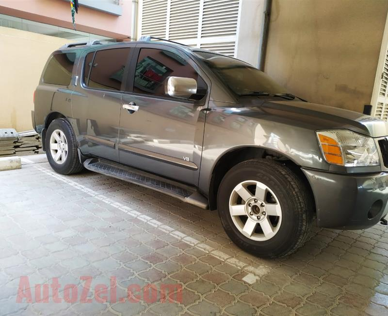 NISSSAN ARMADA 2004 LE FULL OPTION