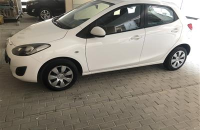 Mazda 2 bought from Gladari ,lady driver with original...