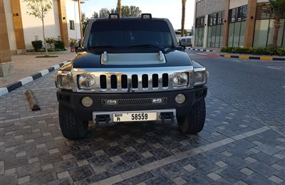 HUMMER H3 2008 G C C FULL OPTION