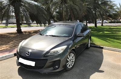 Mazda 3 2014 GCC  ,,  full opticin Good condition Car...