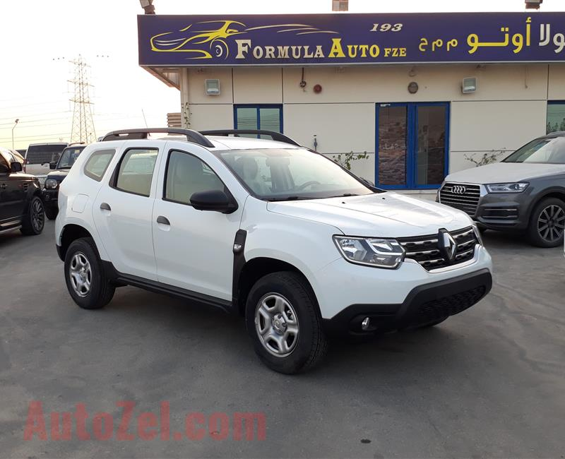Renault Duster ///////////1.6 L 2019 NEW /////SPECIAL OFFER - AED 42,500