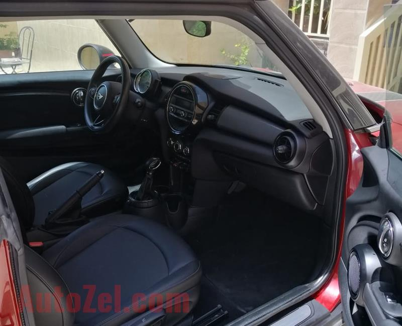 MINI COOPER 2014 TWIN TURBO 1.6