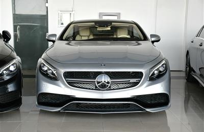 MERCEDES-BENZ S500- KIT S63 AMG- 2015- SILVER- 88 000 KM-...
