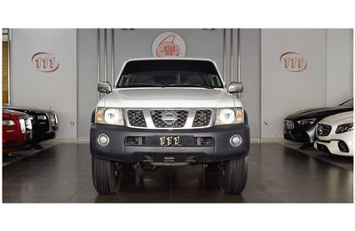 Nissan Patrol GLV 4x4 / GCC Specifications