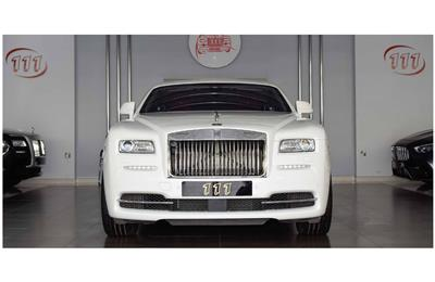 Rolls-Royce Wraith / GCC Specifications / Warranty