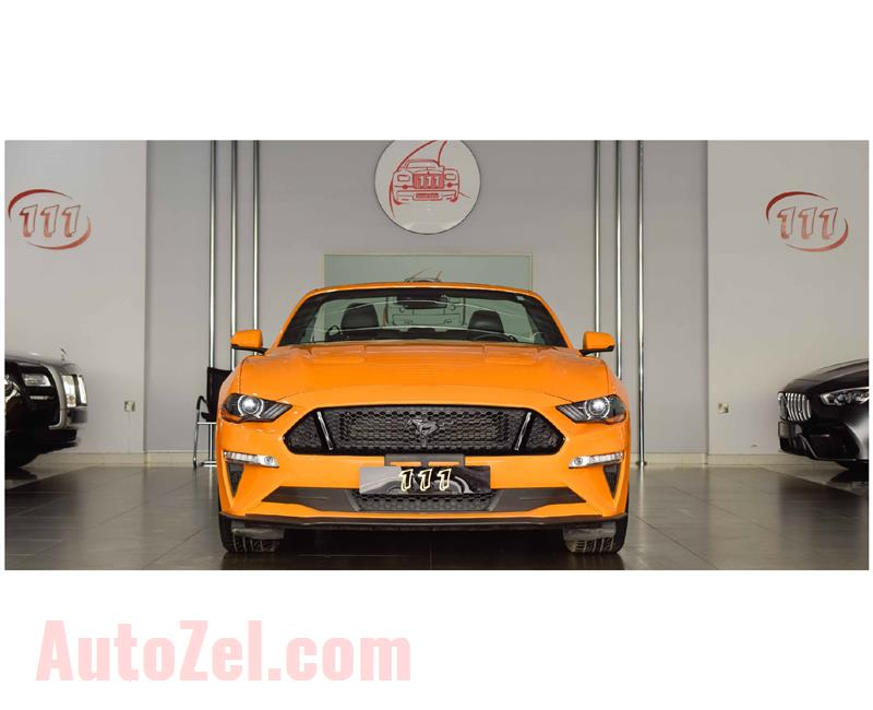 Ford Mustang 5.0 - V8 / Soft Top Convertible
