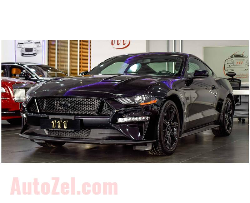 Ford Mustang GT 5.0 - V8