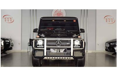 Mercedes-Benz G 63 AMG / GCC Specifications / 3 Years...