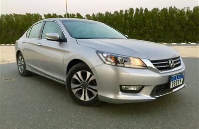 100% Finance Available- Honda Accord fully loaded