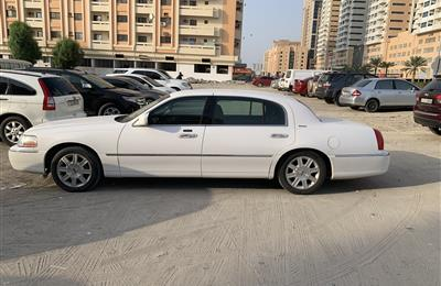 Lincoln town car 2011 GCC
