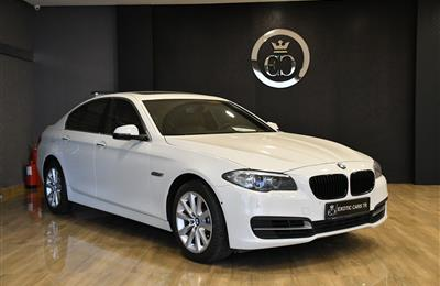 BMW 528 i AED 114,500