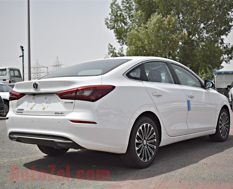 CHANGAN EADO FULL OPTION MODEL 2020 - WHITE - ONLY EXPORT IRAQ - V4 - CAR SPECS IS CHINA