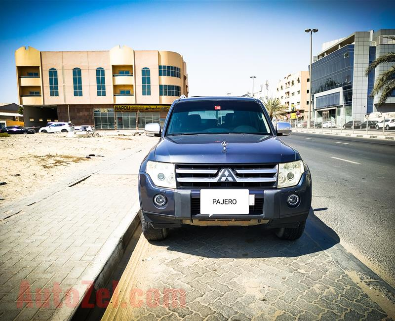 Used Mitsubishi Pajero 3.5 v6 litre for sale