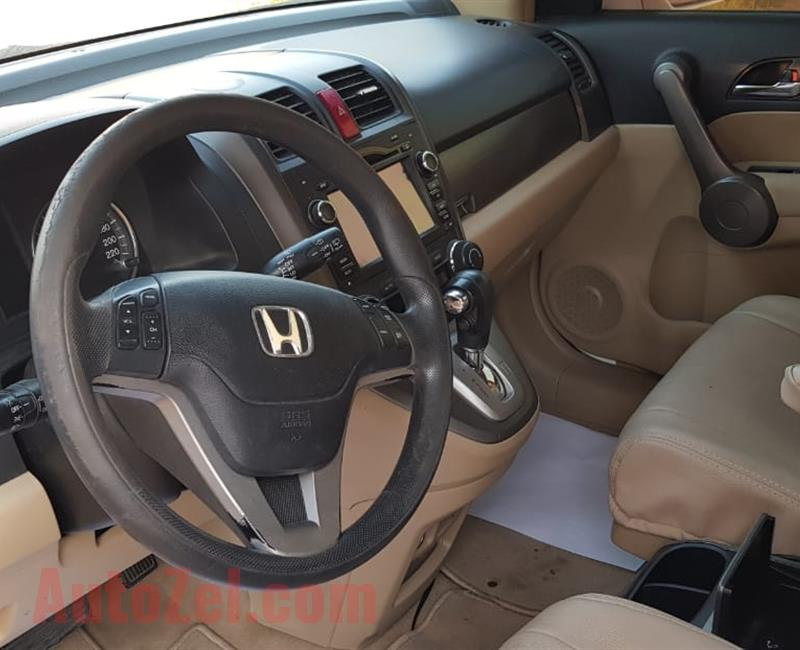 honda CRV 2009 full option