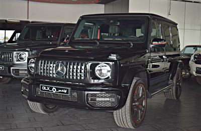 MERCEDES G63 EDITION- 2019 - BLACK - 0 KM - V8 - GERMAN...