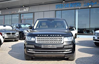 RANGE ROVER VOGUE SUPERCHARGED- 2013- BLACK- 145 000 KM-...
