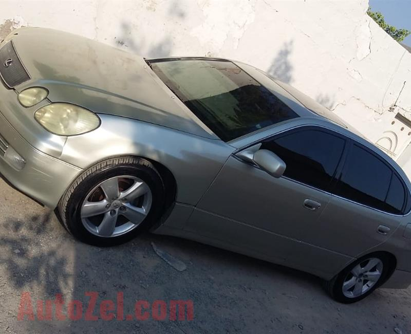 Lexus GS 300 2000 model
