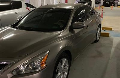 Nissan Altima SL(2013) Gold color New Shape Key Start ,...
