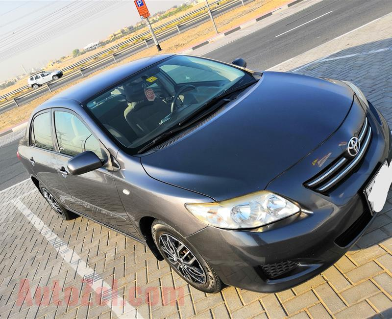 Toyota Corolla 2008 for sale