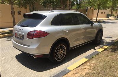 Great condition porche cayenne..with all service records