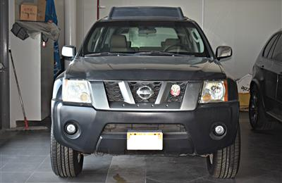 NISSAN X TERRA 4.0 SE MODEL 2008 - GREY - 300,000 KM - V6...