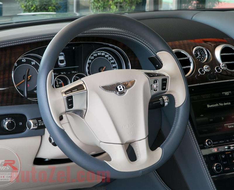 BENTLEY CONTINENTAL GT | 2015 | GCC | WARRANTY