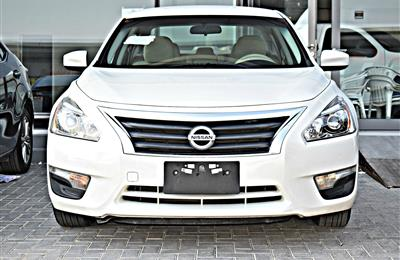 NISSAN ALTIMA 2.5 S MODEL 2016 - WHITE - 127.000 KM - V4 -...