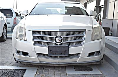 CADILLAC CTS 3.6 MODEL 2009 - WHITE - 250,000 KM - V6 -...