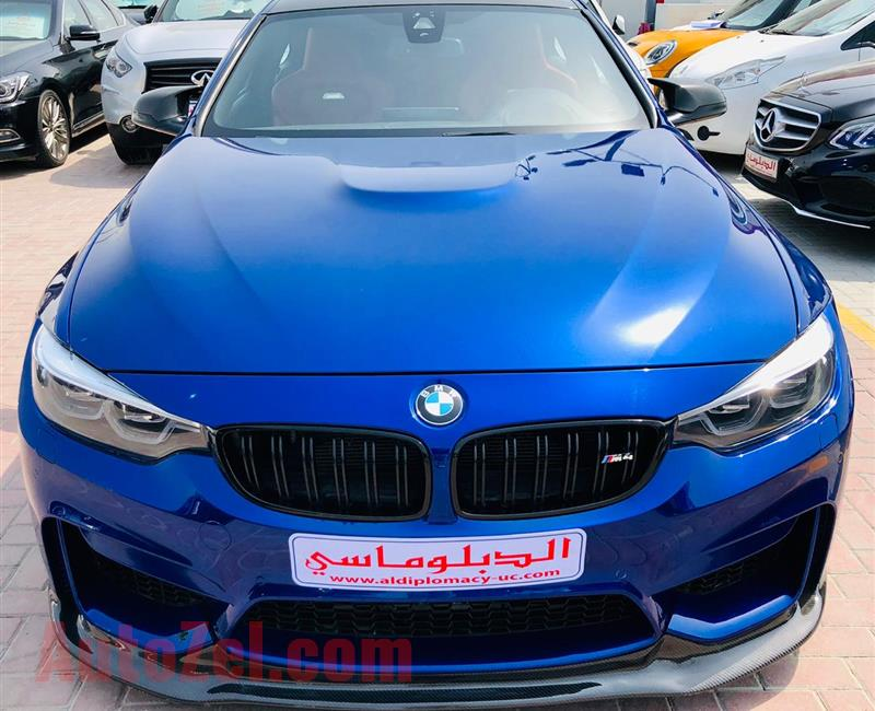 BMW M4 2015 Competition package bodykit 2019