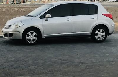 Nissan Tiida 2013 Lady Driven