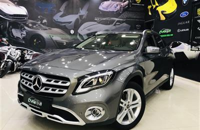 MERCEDES-BENZ GLA250, V4- 2018- GREY- 8 000 KM- EUROPEAN...