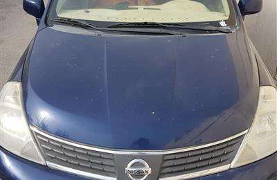 NISSAN VERSA 2007 FOR URGENT SALE