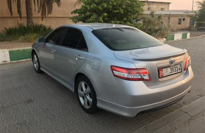 For sale toyota camry2011