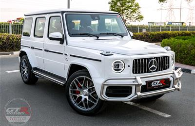 BRAND NEW MERCEDES-BENZ G63 AMG | 2019 | GCC | WARRANTY