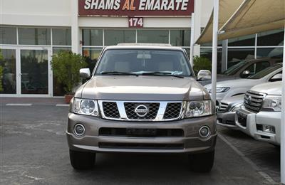 NISSAN PATROL SUPER SAFARI- 2008- BROWN- 179 000 KM- GCC...