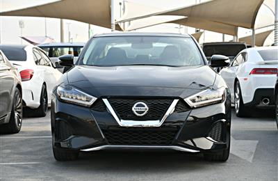 NISSAN MAXIMA SL MODEL 2019 - BLACK - 4000 MILEAGE - CAR...