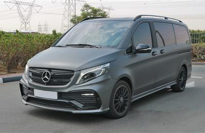 MERCEDES-BENZ VIANO VIP- 2014- GRAY- 71 000 KM- EUROPEAN...