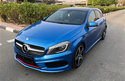 Mercedes Benz A250 gargash